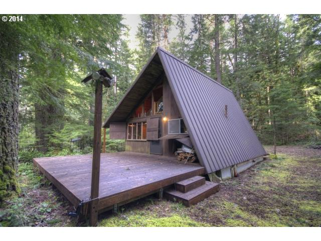 79800 E ROAD 35A Lot 66 Mt Hood Mt. Hood Leased Land Cabins For Sale