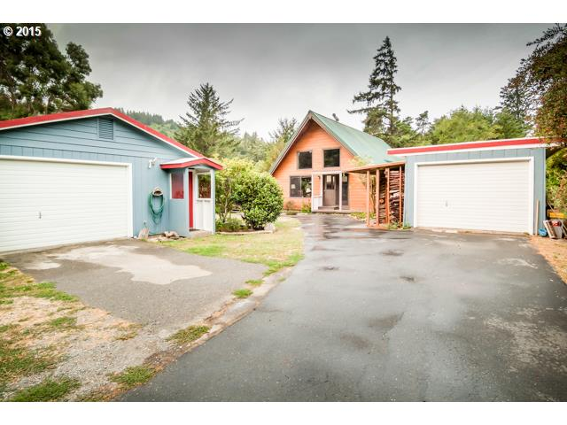 28230 MATEER RD Gold Beach, Brookings Home Listings - Pacific Coastal Real Estate