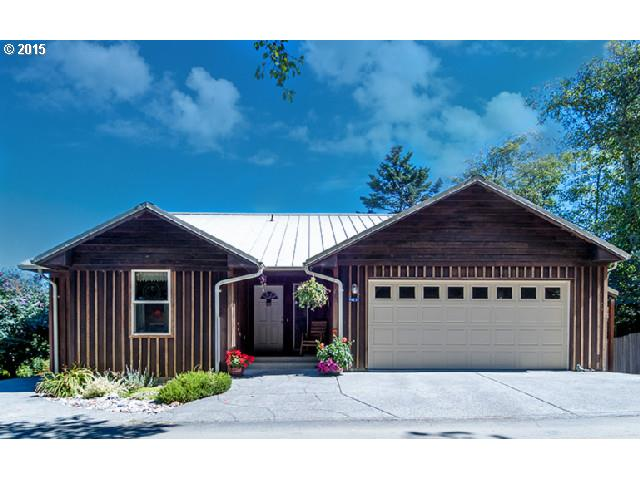 94235 TERRACE GARDEN WAY Gold Beach, Brookings Home Listings - Pacific Coastal Real Estate