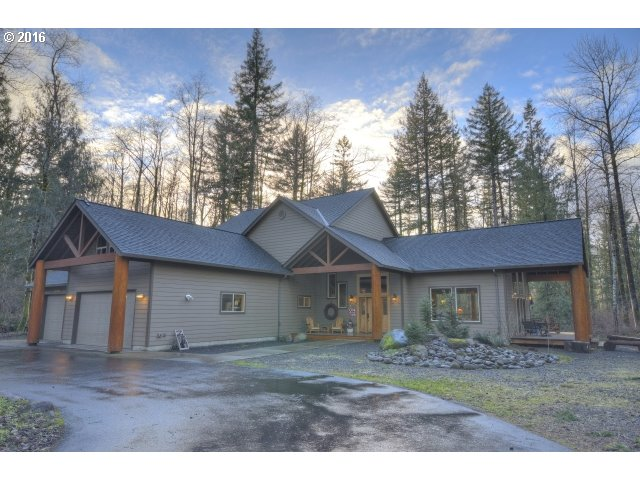 Mt hood homes cabins condos and lot listings for Hardwood floors yakima