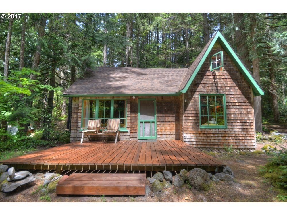 Mt Hood Oregon Mt Hood Leased Land Cabins For Sale Liz